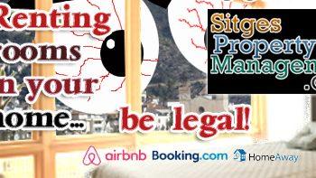 AirBNB Catalonia Barcelona Regulations Article